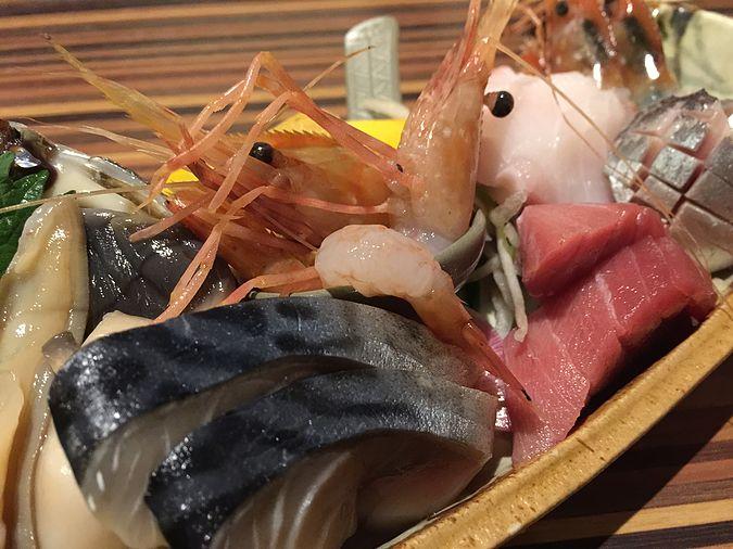 旬菜鮮魚味和久