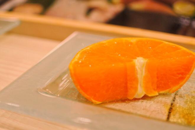 16330鮨肴匠くりや 果物