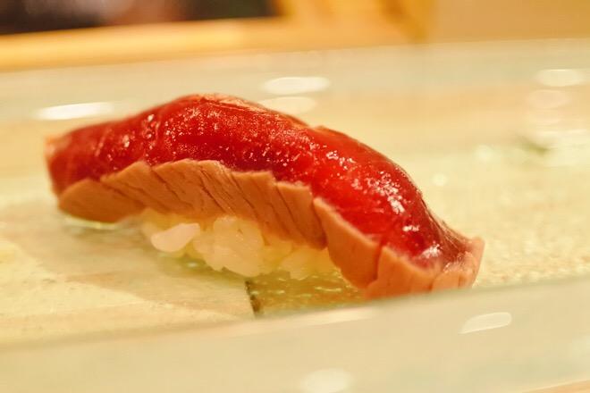 16330鮨肴匠くりや5 熟成カツオ
