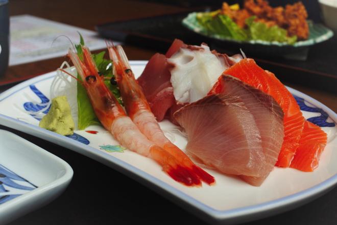 16413魚平 お刺身定食