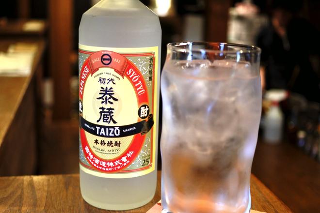 酒粕焼酎 泰蔵